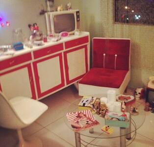 Dormitorio a una cuadra del metro - Santiago - Bed & Breakfast
