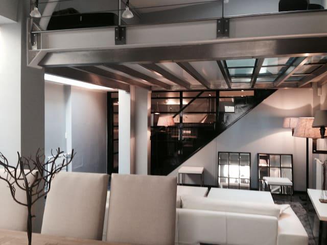 Luxury loft - Champs Elysées