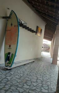 Hospedaria do Surf - Barra de Camaratuba