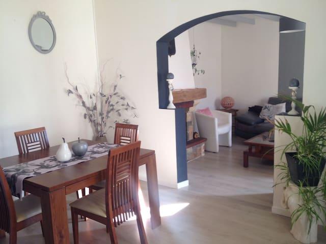 Maison bucolique près d'Angoulême - L'Isle-d'Espagnac - Casa