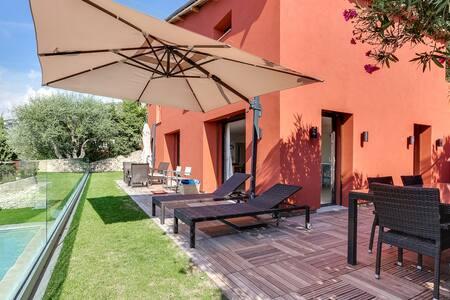 New Villa, Exceptional View and Location - Beaulieu-sur-Mer - Villa