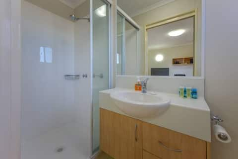Lake Tyrrell Accommodation - Double Room