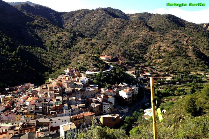 Casa Rural Refugio SerRa - Alfondeguilla - Annat