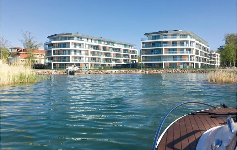 Holiday apartment with 1 bedroom on 47m² in Siófok