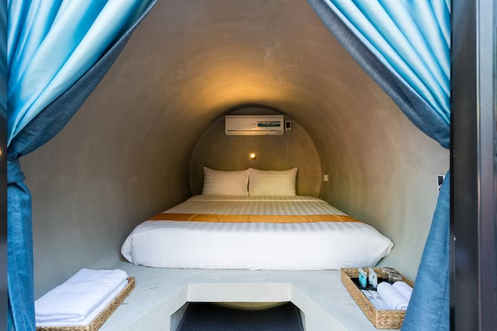 Two person sleeping Pod
