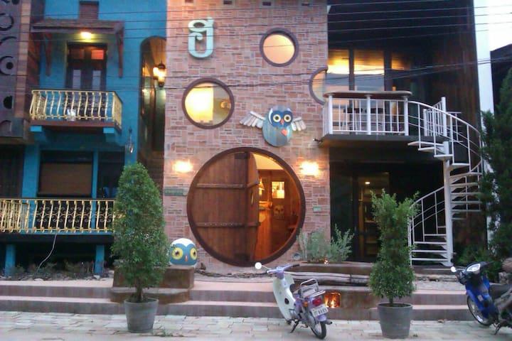 Hoog House - Wiang Tai , Pai - 獨棟