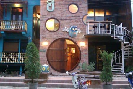 Hoog House - Wiang Tai , Pai