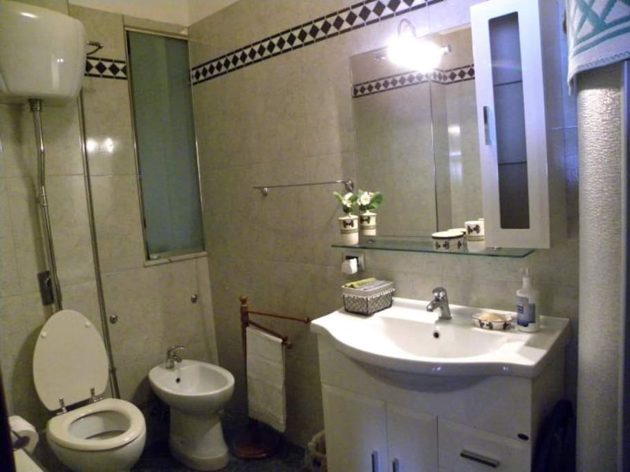Bagno uso privato - Private Bathroom