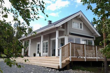 SAUNAMÖKKI+AITTA+KARAOKE BAR+ LAAVU - Kinnula - Haus