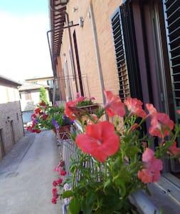 La Corte degli Angeli - Assisi- Il Balcone - Apartment