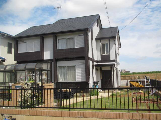 experience daily life in Japan - Tomisato-shi - House