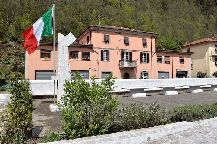 Piazza dei Parchi House_Tuscany