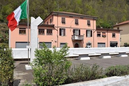 Piazza dei Parchi House_Tuscany - Stazione di Fivizzano - Apartamento