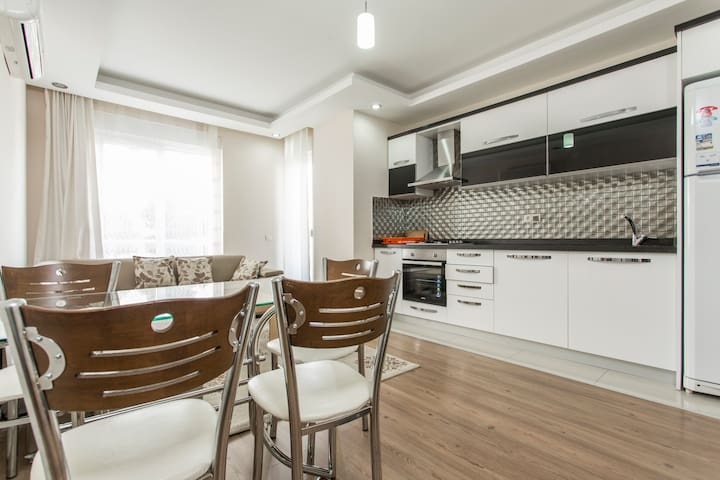 Апартаменты 1+1 в Premium Park 2 - Antalya - Apartment