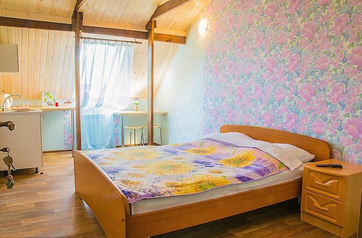 Стандартный номер-студио с 1 кроватью (8)
