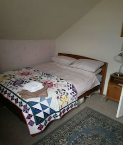 Peaceful Double room (sleeps 2) - Bangor