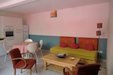 Gîte T2, village proche Perpignan - Baixas - Casa