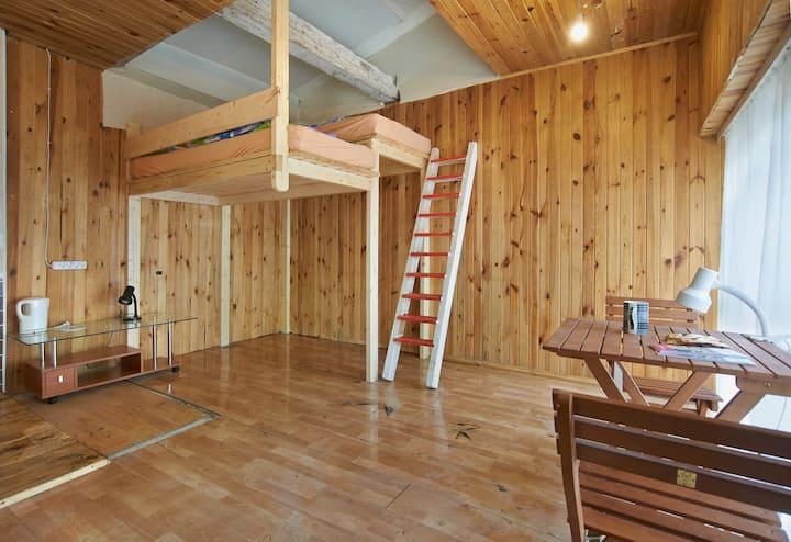 Medieval House Studio Loft