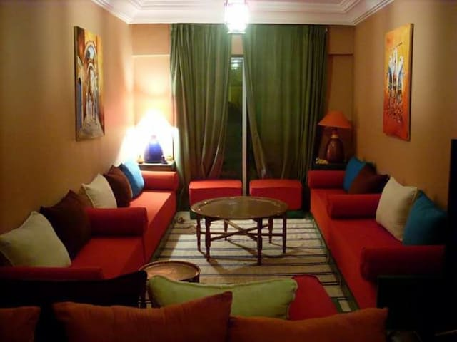 very well located near tramway station