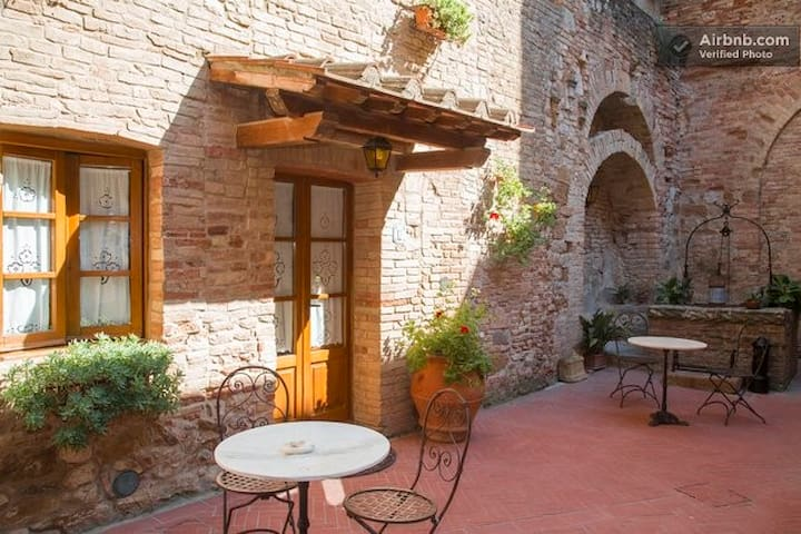 apartment 3 px San Gimignano WiFi free 7 - San Gimignano - Apartment