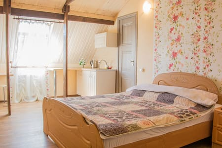 Уютная квартира-студия 3