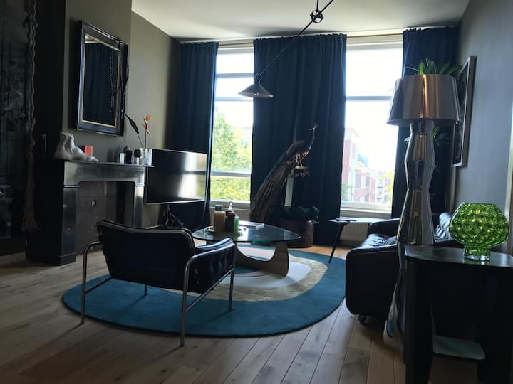 Appartment with luxury interiour in the citycenter