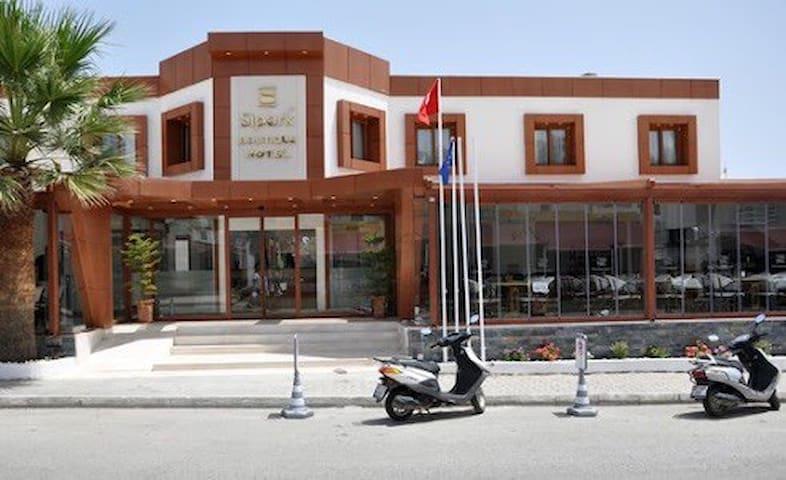 Sipark Boutique Hotel Gumbet Merkez Bodrum