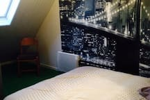 Chambre 2 pers