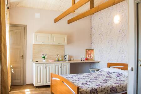 Уютная квартира-студия посуточно - Tolyatti