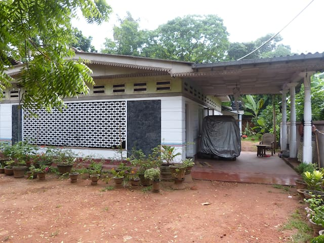 Cheap Apartment,1min Ocean-2 rooms - Matara - Casa