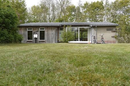 Gemütliches, ruhiges Inselhaus - Schiermonnikoog