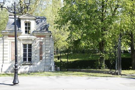 La vie de chateau proche de Paris - Yerres