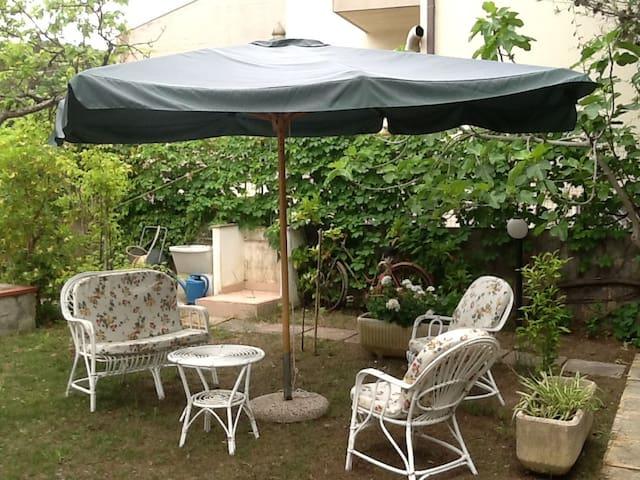 Villa Ninetta - Adri Apartment- - Lido di Metaponto - Rumah