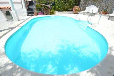 Sea view villa with pool Nerano 1 - Nerano