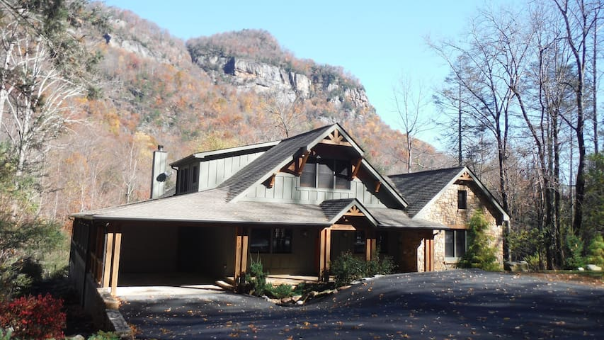 Mohicans Landing - Carolina Properties - Chimney Rock - House