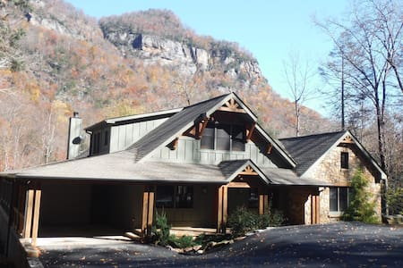 Mohicans Landing - Carolina Properties - Chimney Rock - Dům