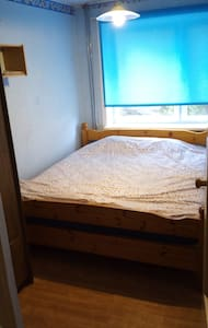 Little room with big bed for rent. - Appartement