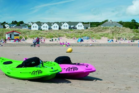 Sea facing self-catering cottages!! - Port Eynon - Haus