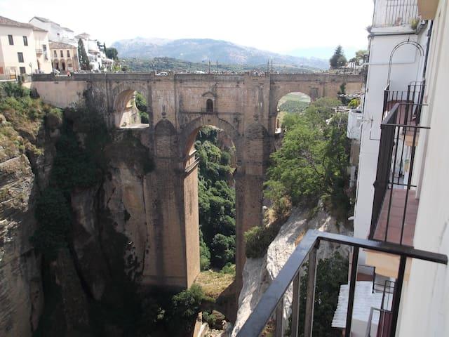 Apartamento con vistas al Tajo