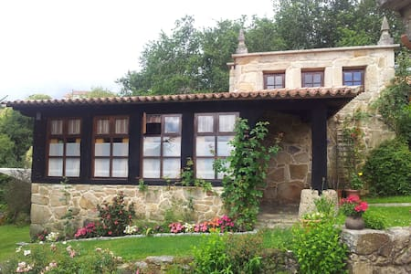 Charming traditional stone cottage. - Pontevedra - House