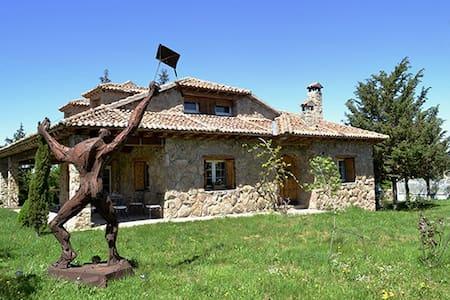 Casa junto a Somosierra, Segovia - Siguero - Haus