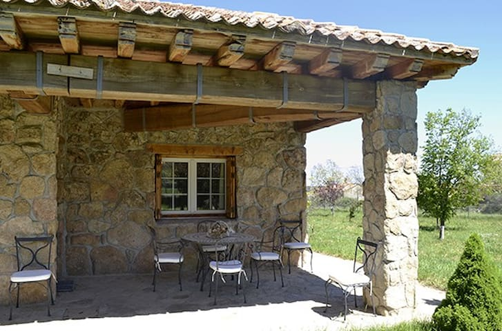 Casa de campo junto a Somosierra, Segovia