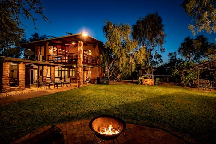 Sturt Desert Pea House