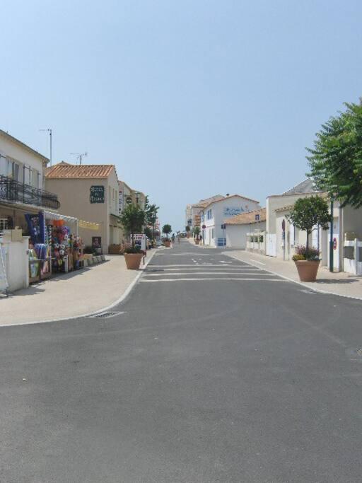village du Rocher