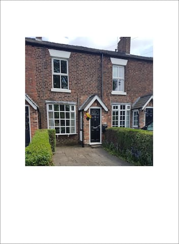 Wilmslow Centre -  Traditional Victorian House