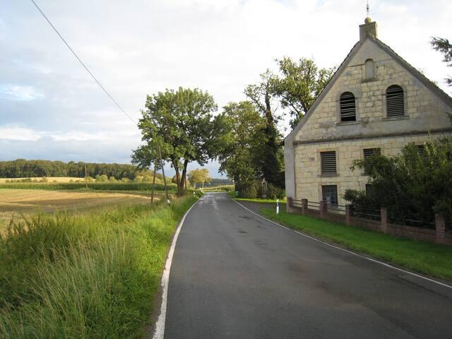 Ferienwohnung in historischer Remise - Nottuln - Flat