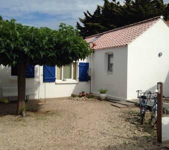 Petite maison île de Noirmoutier - L'Épine