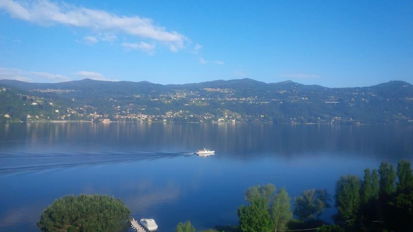 La quiete sul lago - Fornetto-vigane