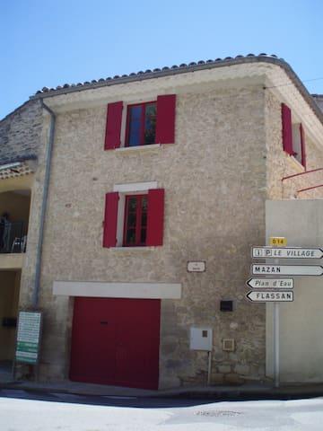 Maison provençale près du Ventoux