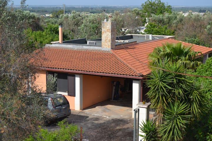 Villetta Lesley bellissimo Salento - Parabita - Huis